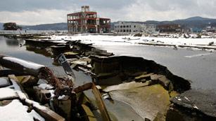 Minamisanriku se recupera un año después del terremoto