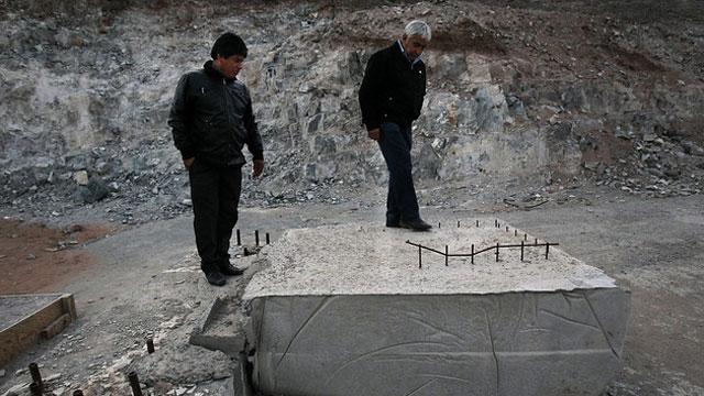 Un año desde el rescate de los mineros chilenos