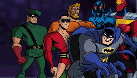 Imagen del  juego de El intrépido Batman titulado El Terror de las Trampas del Tiempo
