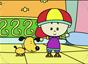 Imagen del  juego de Dougie Se Disfraza titulado Pinta con Dougie