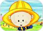 Imagen del  juego de Dougie Se Disfraza titulado Haz el puzle con Dougie