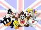 Imagen de un episodio de Baby Looney Tunes en inglés