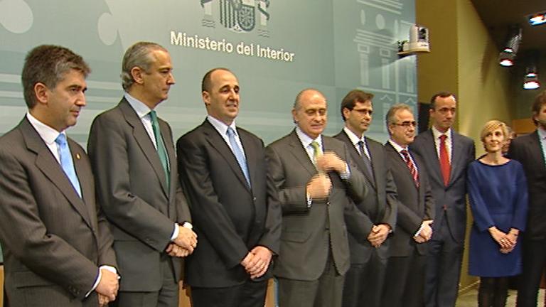 En el ministerio del interior se cierra la segunda l nea for El ministerio del interior