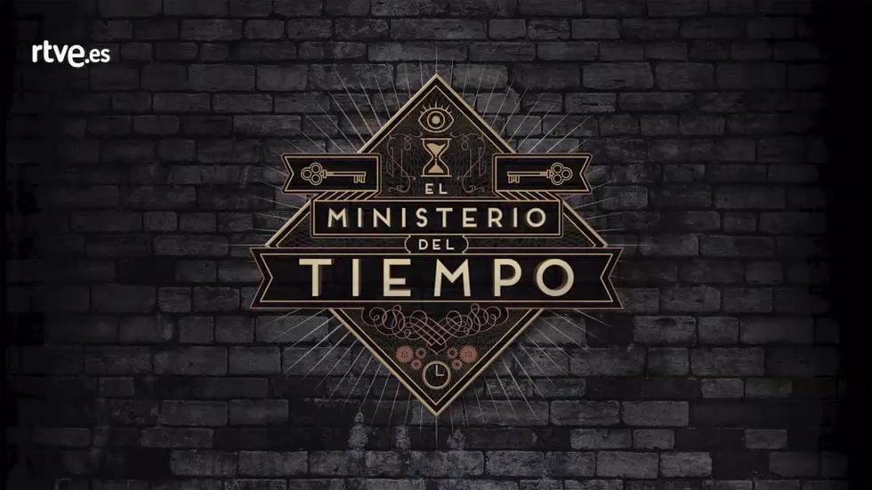 El Ministerio del Tiempo - Cabecera de la serie