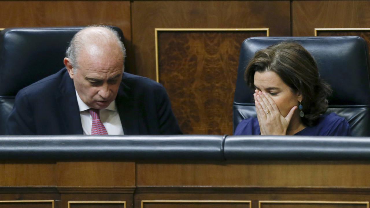 La mayor a del congreso reclama paralizar las rev lidas for Escuchas del ministro del interior