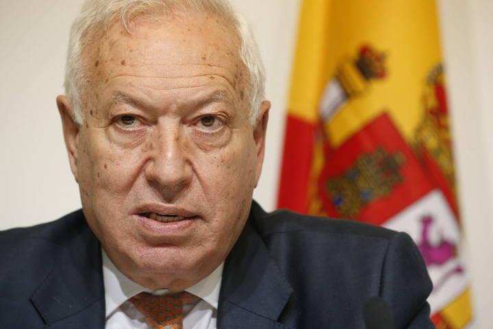 Garc a margallo el asilo y la inmigraci n son fen menos for Ministro del interior espanol