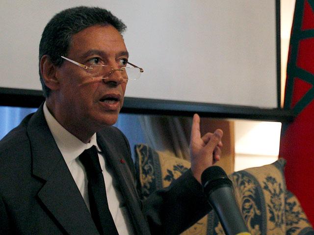 El ministro de interior marroqu defiende que el saharaui for El ministro de interior