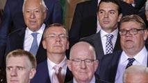 Ir al VideoLos ministros de Exteriores de la UE se comprometen a proteger a los refugiados