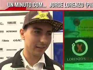 Un minuto.com... Lorenzo
