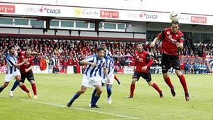 El Mirandés y el Castilla ascienden a la Liga Adelante