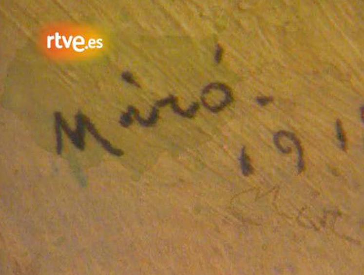 Miró: 'Sota un cel d'estrelles'