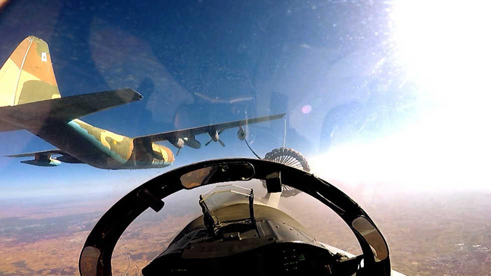 FAS - Misión aérea