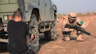 FAS - Misión en Irak