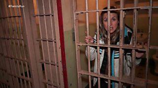 Mi familia en la mochila. Family Run - Los misterios de la cárcel de Alcatraz