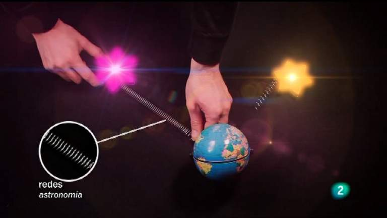 Redes - Los misterios del Universo