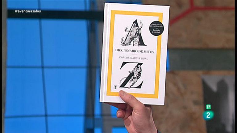 La Aventura del Saber. TVE. Libros recomendados. Mitos de Carlos García Gual.