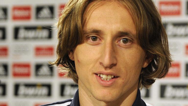 Modric, el 'Cruyff de los Balcanes'