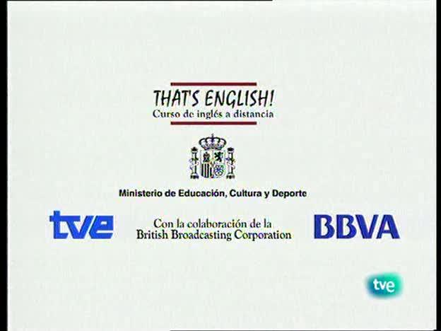 That's English - Llamar al servicio de reparación de averias 1