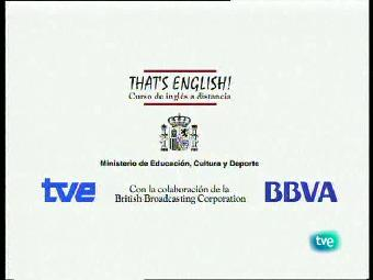 That's English - English beyond That's English 1