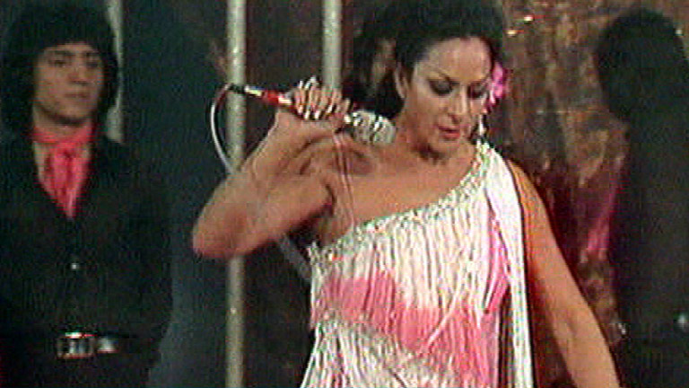 La mañana de La 1 - Momento único de TVE: Lola Flores