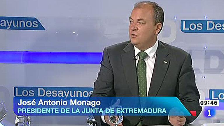 """Monago cree que debe haber explicaciones sobre Bankia pero no convertirlo en """"arma arrojadiza"""""""
