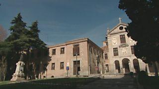 El Día del Señor - Monasterio de la Encarnación (Madrid)