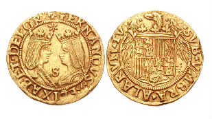 Isabel - Las nuevas monedas de los reyes Católicos