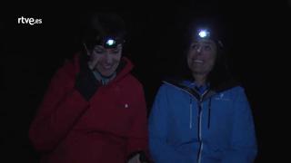 Cumbres - Mònica López en el volcán Teneguía - Avance