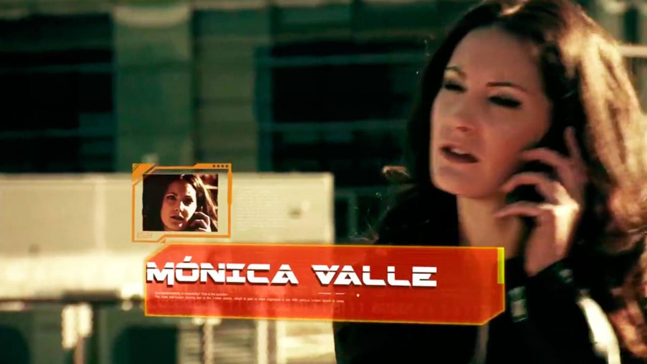 Mónica Valle, presentadora de Mundo Hacker