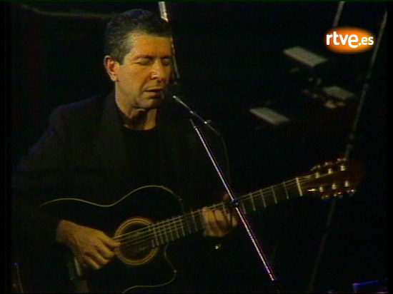 Ver vídeo  'Monográfico de Leonard Cohen (1993)'
