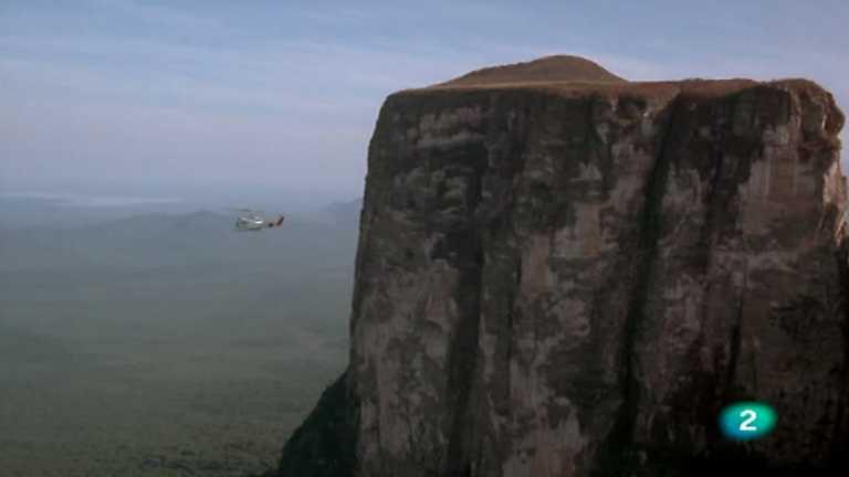 El hombre y la Tierra (Serie venezolana) - La montaña sagrada