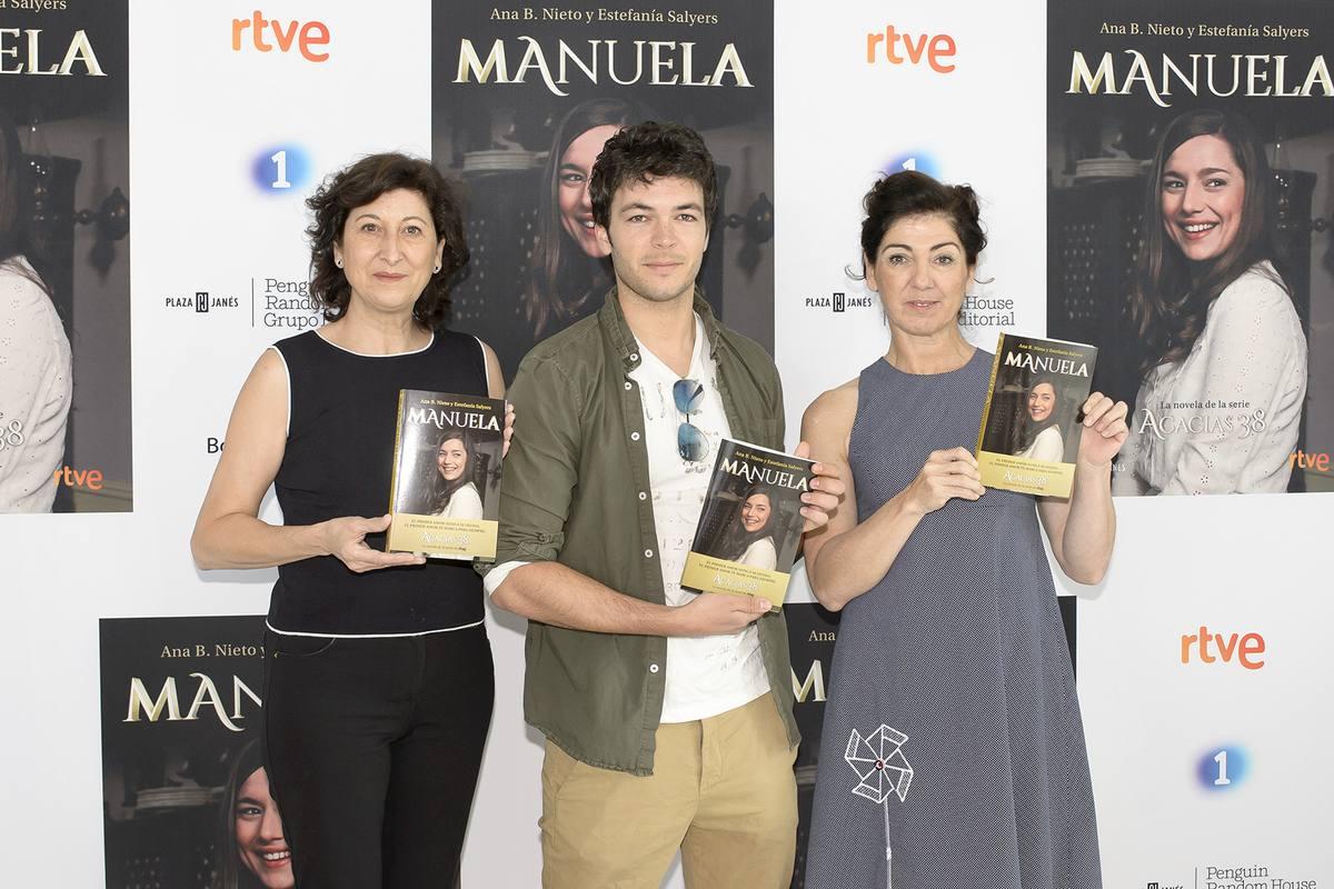 Manuela, la novela de Acacias 38 1466079451381
