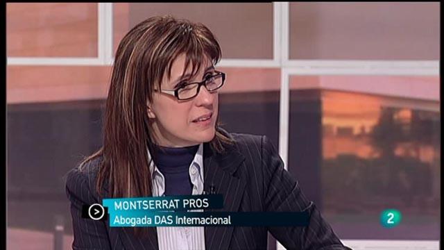 Para Todos La 2 - Entrevista: Montserrat Pros, abogada