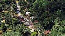 El monzón deja centenares de muertos y desparecidos en Sri Lanka
