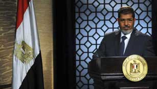 Mohamed Morsi gana la elecciones egipcias por más de tres puntos