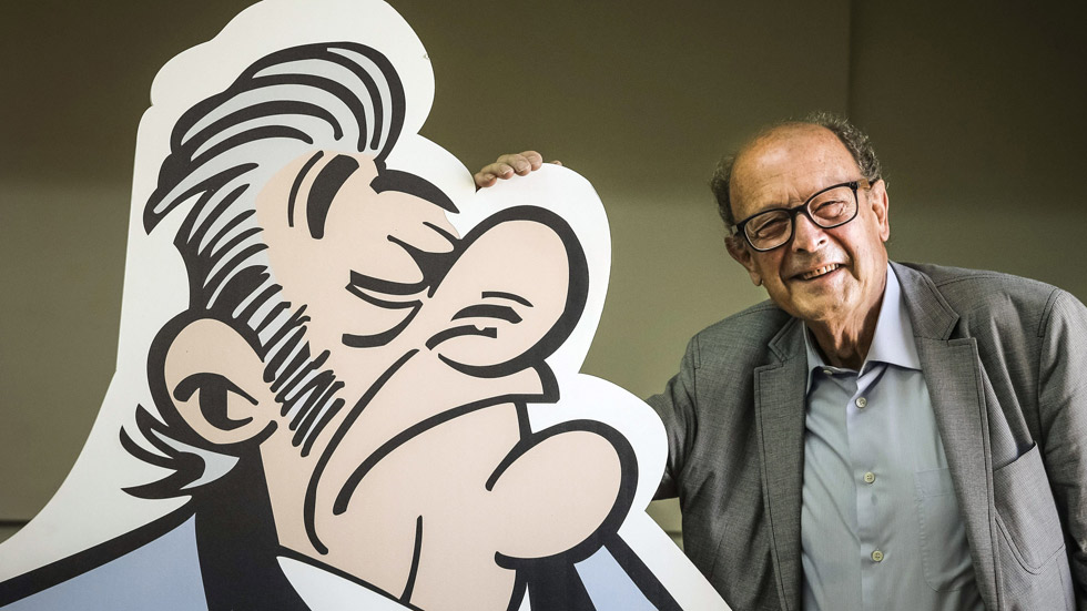Mortadelo y Filemón contra Bárcenas