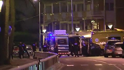 Los Mossos abatieron a cinco terroristas cuando intentaban una nueva matanza en Cambrils