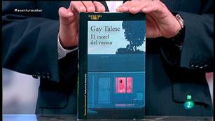 La Aventura del Saber. TVE. Libros recomendados. ¿El motel del voyeur¿, de Gay Talese.