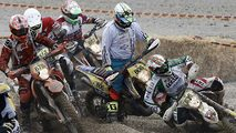 Motociclismo - 6 días Internacionales de Enduro. Circuito de Navarra