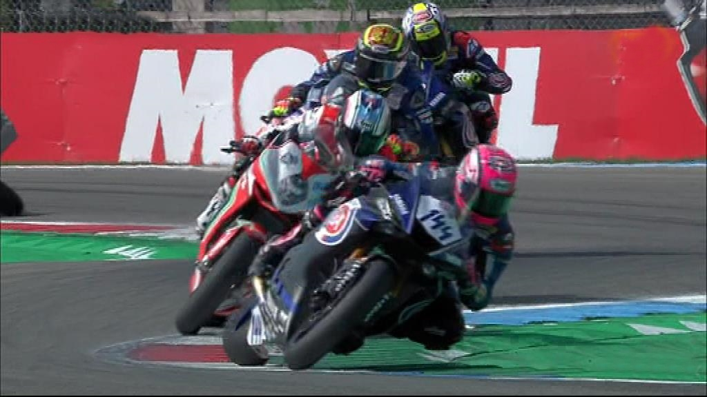 Motociclismo - Campeonato del Mundo Superbike. Supersport prueba Holanda
