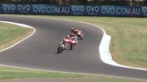 Cto. del mundo Superbike. WSBK 1ª carrera prueba Australia
