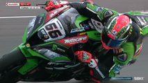 Motociclismo - Campeonato del Mundo Superbike. WSBK 2ª carrera. Prueba Alemania