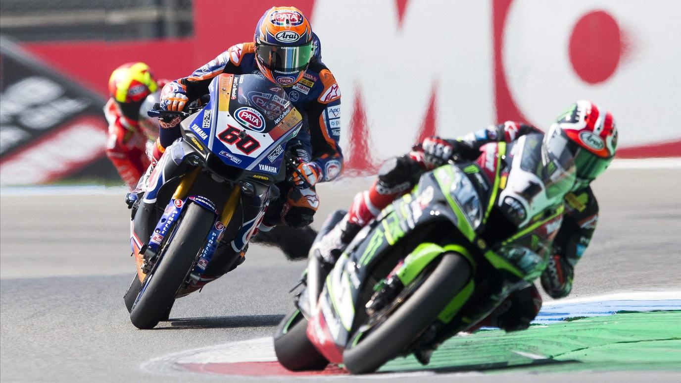 Motociclismo - Campeonato del Mundo Superbike. WSBK 2ª carrera prueba Holanda