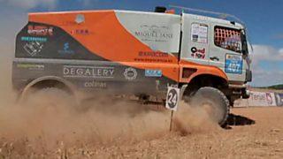 Automovilismo - Motor Raid Baja Aragón 2016. Resumen