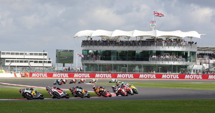 Motorcycling Grand Prix of Great Britain