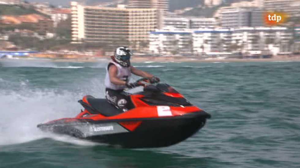 Motos de agua Circuito - Campeonato de España. Prueba Benalmádena