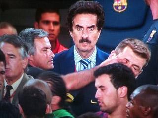 Mourinho mete el dedo en el ojo a Tito Vilanova
