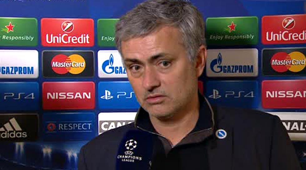 """Mourinho: """"El Chelsea es un equipo en construcción"""""""