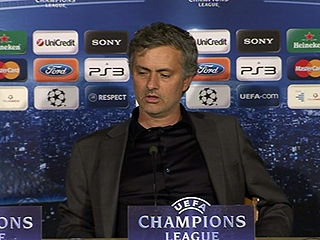 """Mourinho: """"Si digo lo que pienso se acaba mi carrera"""""""