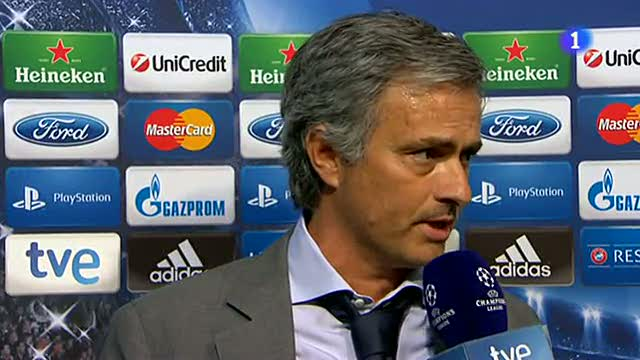 """Mourinho: """"Este es el señorío del Real Madrid"""""""